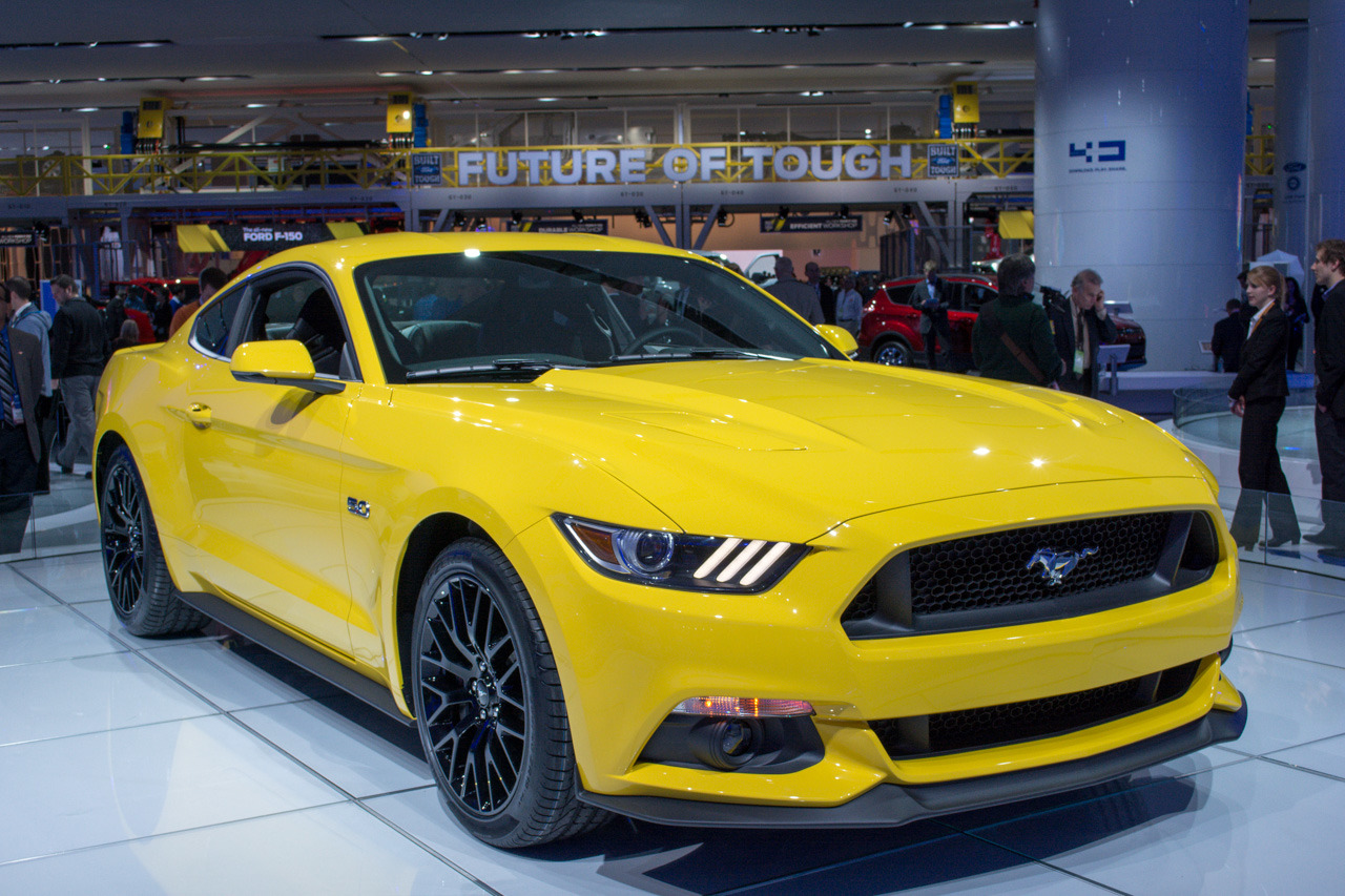 ford motor company nyse f the ford mustang takes crown. Black Bedroom Furniture Sets. Home Design Ideas